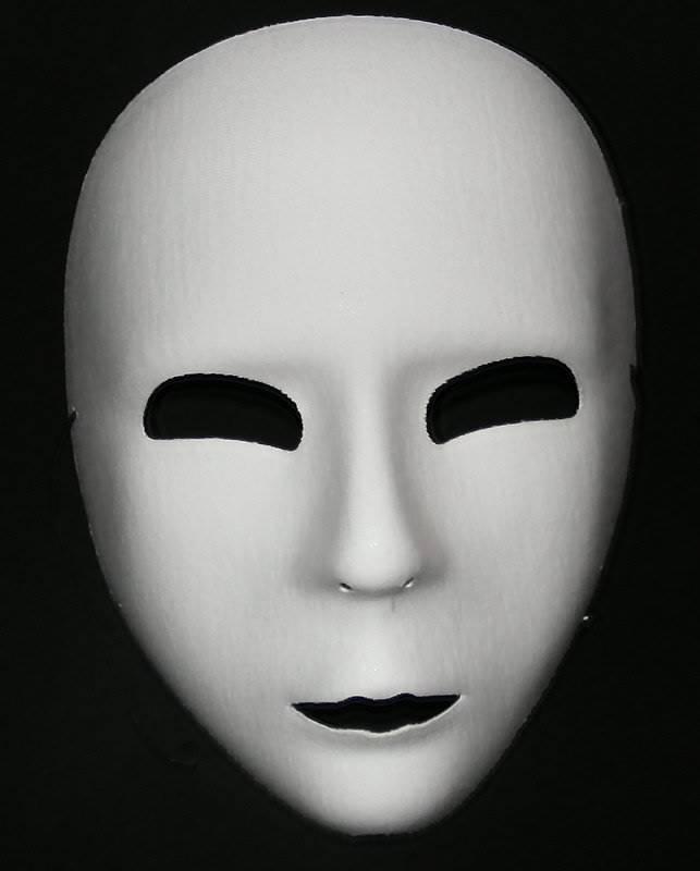 Картинки маски человека что обозначает